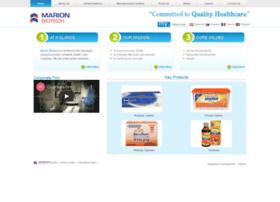 marionbiotech.com