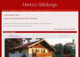 marions-webdesign.de