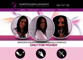 mariposasenlasmanos.com