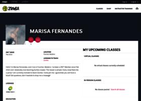 marisafernandes.zumba.com