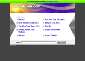 marisol-tour.com