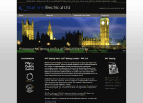 maritime-electrical.com