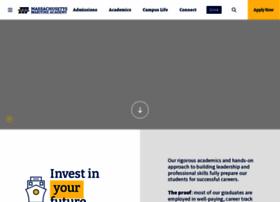 maritime.edu