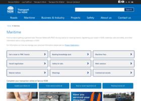 maritime.nsw.gov.au