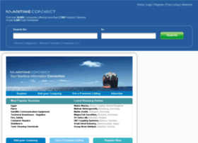 maritimeconnect.com