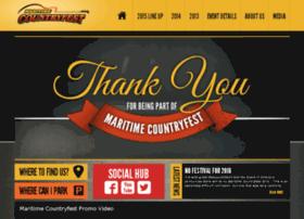 maritimecountryfest.com