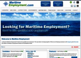 maritimeemployment.com