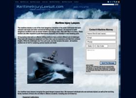 maritimeinjurylawsuit.com