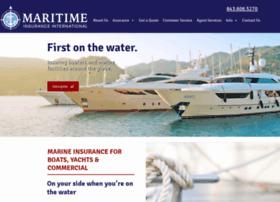 maritimeinsurance.us