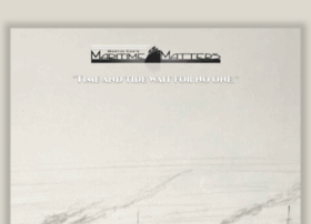 maritimematters.com
