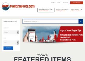 maritimeparts.com