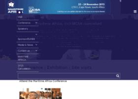 maritimesecurityafrica.com
