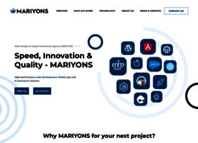 mariyons.com