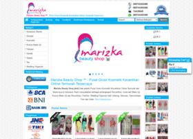 marizkabeautyshop.com