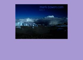 mark-bowen.com