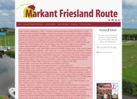 markantfrieslandroute.nl