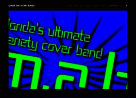 markanthonyband.com