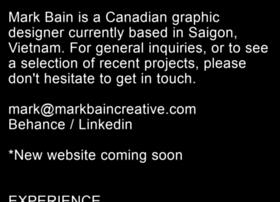 markbaincreative.com