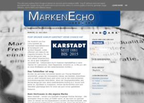markenecho.de