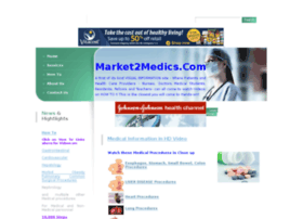 market2medics.com