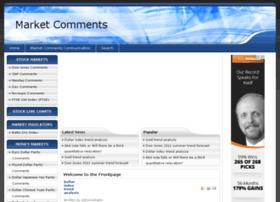 marketcomments.com
