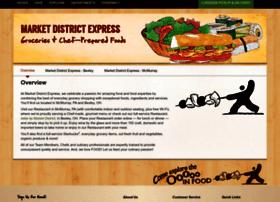marketdistrictexpress.com