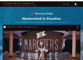 marketerscruise.com