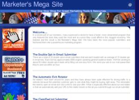 marketersmegasite.com