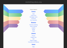 marketing-ideas.org