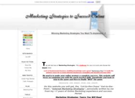 marketing-strategies-to-succeed-online.com