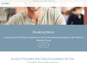 marketing.acxiom.com