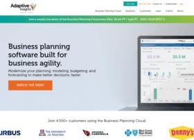 marketing.adaptiveinsights.com
