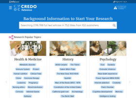 marketing.credoreference.com