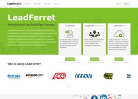 marketing.leadferret.com