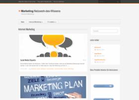 marketing.netzwerk-des-wissens.de