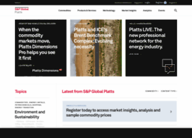 marketing.platts.com