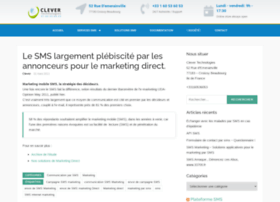 marketing.sms-clever.fr