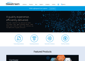 marketing.telestream.net