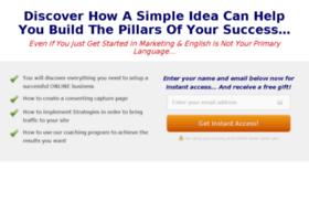 marketing.thepillarsofsuccess.com