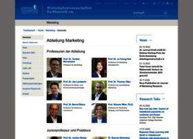 marketing.uni-frankfurt.de