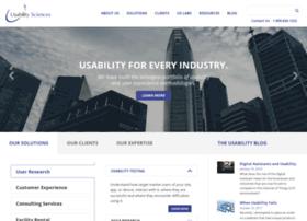 marketing.usabilitysciences.com
