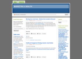marketing4health.wordpress.com