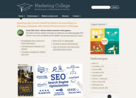 marketingcollege.nl