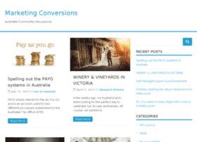 marketingconversions.com.au