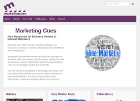 marketingcues.com
