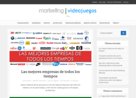 marketingdevideojuegos.com