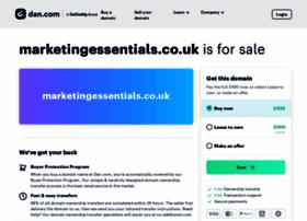 marketingessentials.co.uk