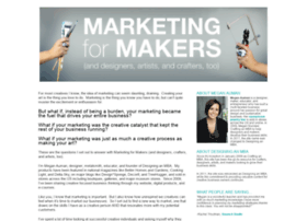 marketingformakers.com