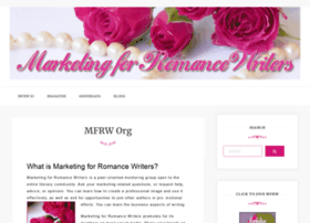 marketingforromancewriters.org