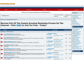 marketingforums.net